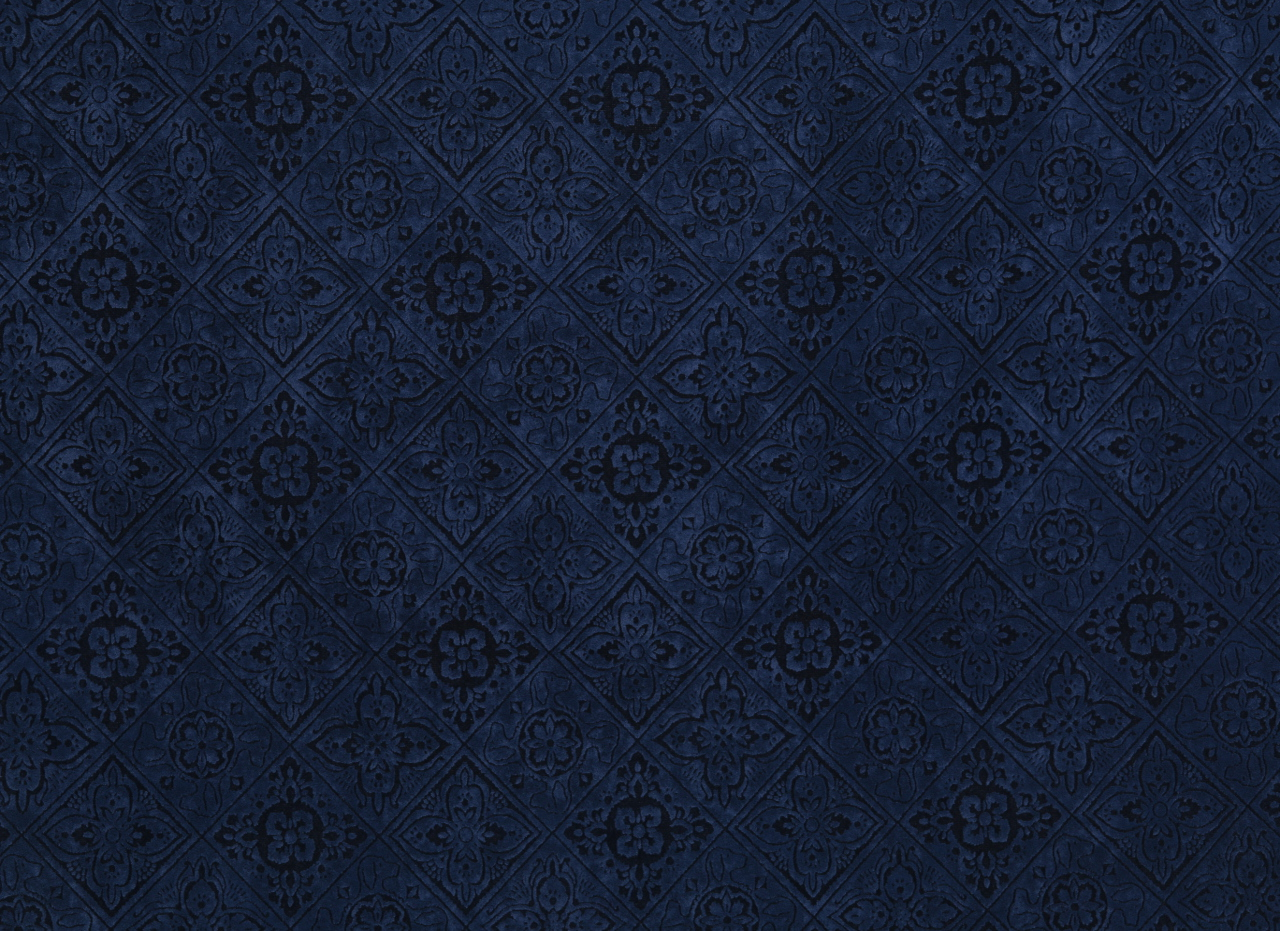 FILIGREE NAVY